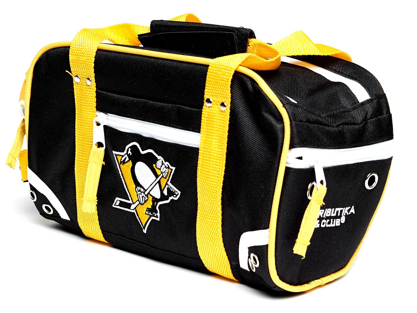 Мини-баул косметичка NHL Pittsburgh Penguins