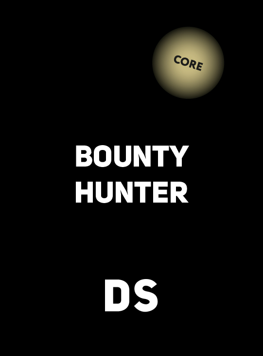 Аксессуар DS CORE BOUNTY HUNTER 100