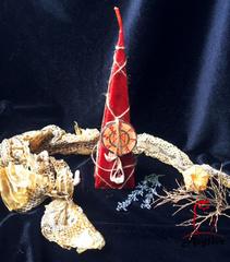 Свеча-ритуал «Королевская Кобра»