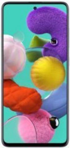 Смартфон Samsung Galaxy A51 64GB White (SM-A515F)