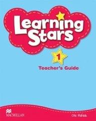 Learning Stars Level 1 Teacher's book +Webcode Pk