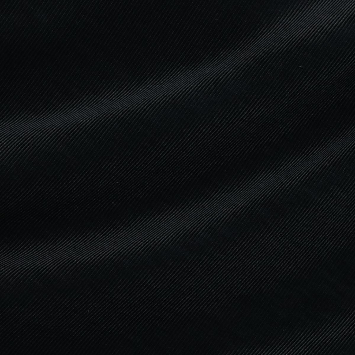Хлопковый с кашемиром вельвет в рубчик тёмно-серого цвета