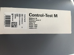 11379194263 Тест-полоски Контрол 10 Тест М (Control Test M 50), 50 полосок /Roche Diagnostics GmbH, Германия/