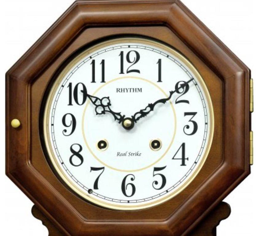 Настенные часы Rhythm CMJ586NR06