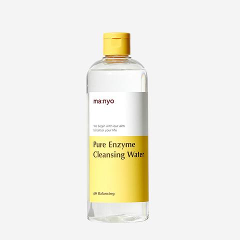 Энзимная очищающая вода для снятия макияжа, 400 мл / Manyo Pure Enzyme Cleansing Water