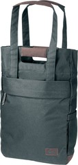 Рюкзак-сумка Jack Wolfskin Piccadilly greenish grey