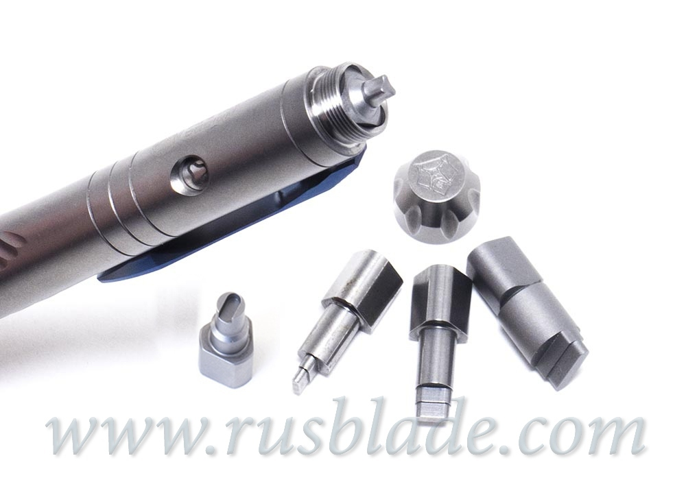 Shirogorov EXTRA FULL KIT Pen Screwdriver for Jeans, Cannabis, Hokkaido, etc - фотография