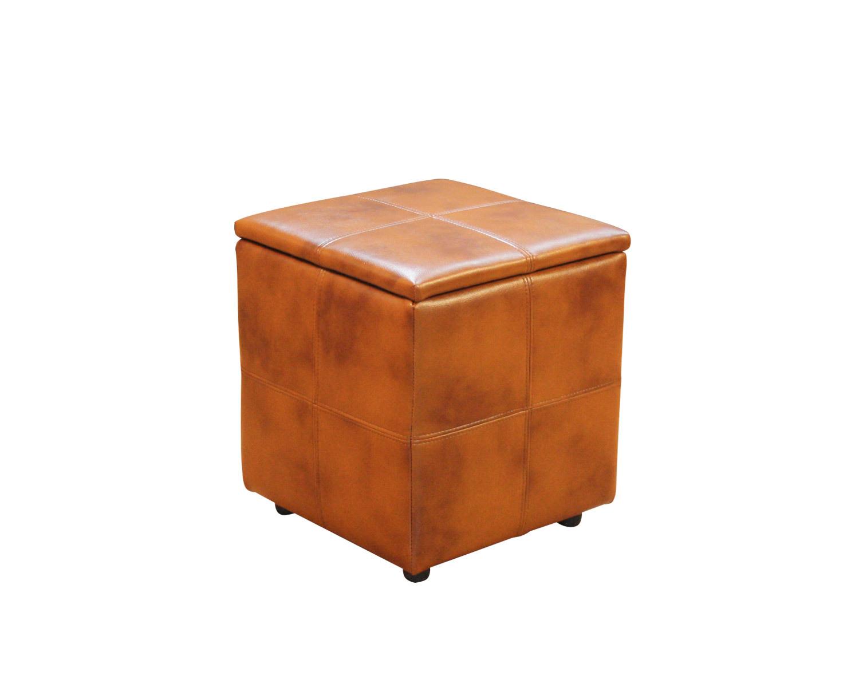 Пуф Квадрат с ящиком