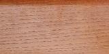 Плинтус шпон 010 Дуб Карамель DL Profiles-Италия (75 мм*16 мм*2400 мм)