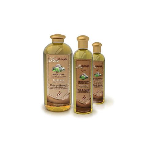 Массажное масло Camylle Средиземноморье Помпа на флакон с массажным маслом
