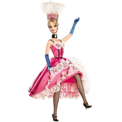 Барби Куклы Мира Легенды Франции