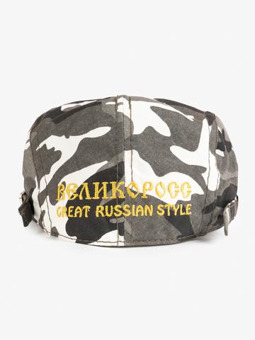 "Camouflage cap Rostov ""Return of Alaska"""