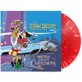 The Brian Setzer Orchestra ‎/ Dig That Crazy Christmas (Coloured Vinyl)(LP)
