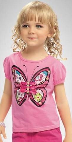 GTR314 футболка для девочек