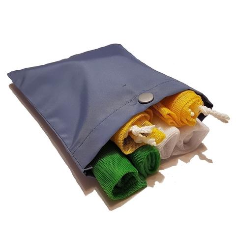 Мешочек для мешочков с кнопкой 14Х17 см