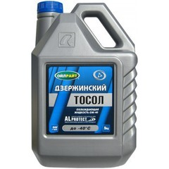 OIL RIGHT ТОСОЛ - 40 ДЗЕРЖИНСКИЙ 3кг