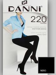 DTD38-220 TUNDRA колготки женские, черные