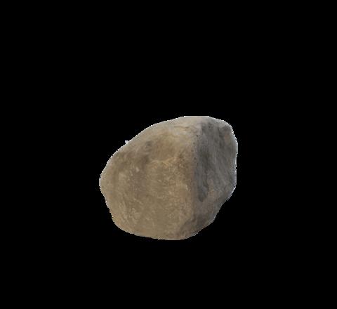 Декоративный камень для садовой розетки TrueRock Mini Boulder Rock, Vent Holes, Sandstone