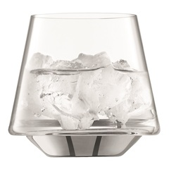 Набор из 2 стаканов Space, 430 мл, платина, фото 4