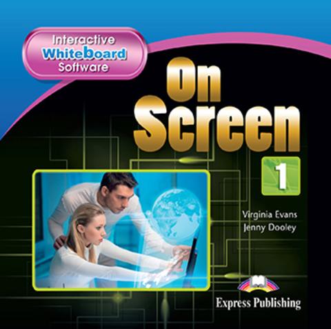On Screen 1. IWB - Version 1 International. Программное обеспечение для интерактивной доски