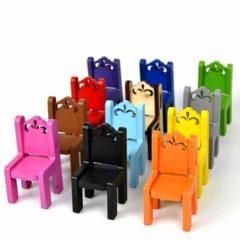 Логопедический набор 12 стульев и стол