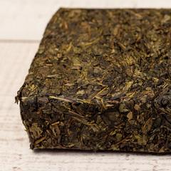Черный Чай, прессованный