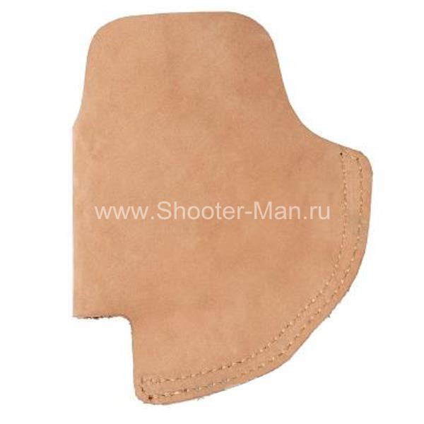 Кобура скрытого ношения для пистолета Оса ПБ-4-2, поясная ( модель № 16 ) Стич Профи