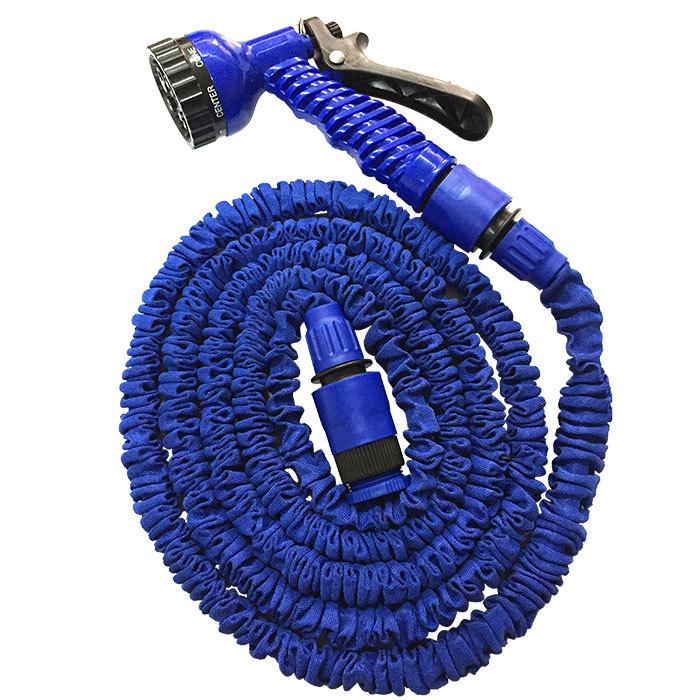 Шланг поливочный Зеленый луг синий от 10 до 30 метров ЗЛ-34/30 (20)