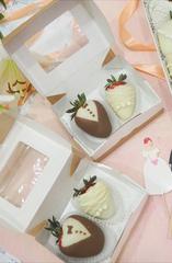 Свадебные комплименты для гостей (клубника в шоколаде от 2-х штук)