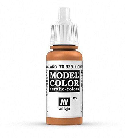 Model Color Light Brown 17 ml.