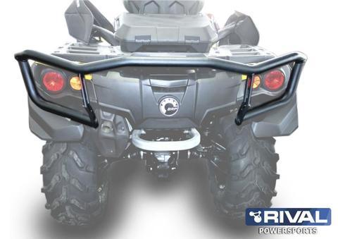 Бампер задний ATV Outlander ATV 1000/800/650/500 G2