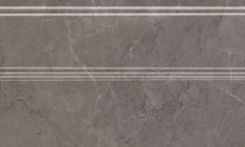FMB011 Плинтус Гран Пале серый 250х150