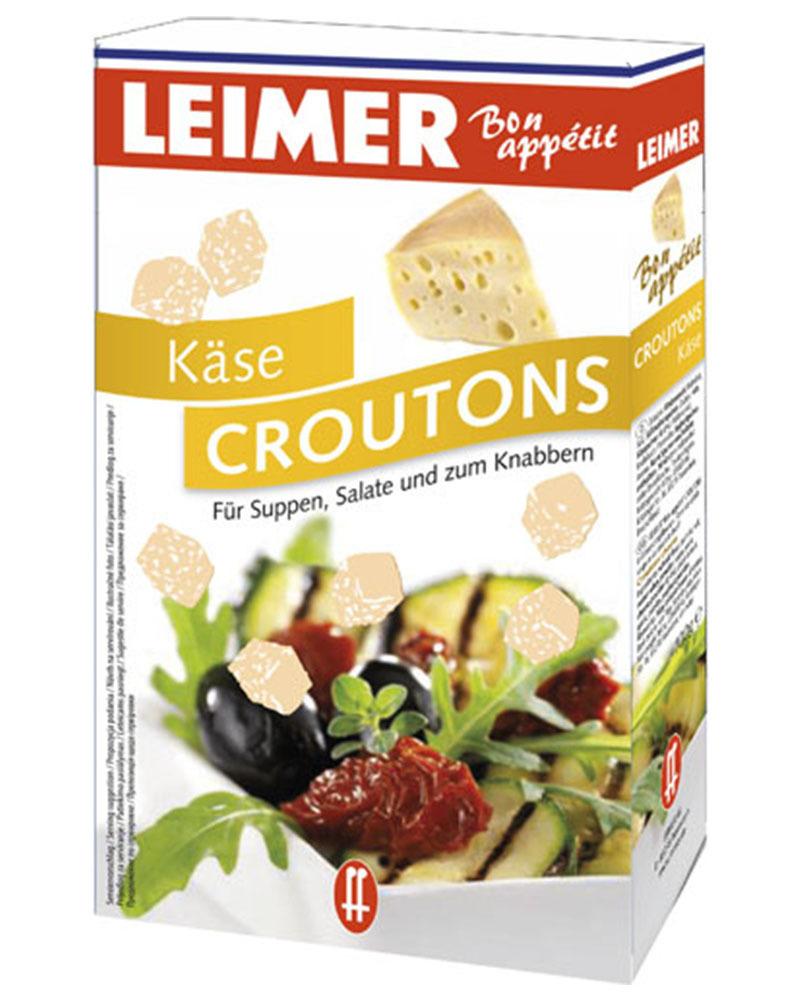 Крутоны Leimer со Вкусом Сыра 100 гр.