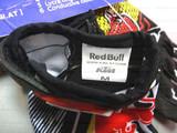 Мотоперчатки KINI RED BULL KTM M1, кроссовые перчатки