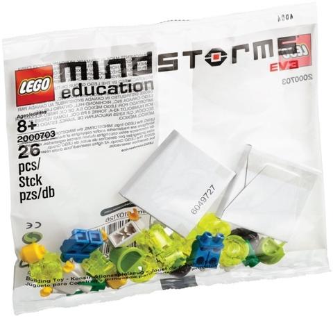 LEGO Education Mindstorms: Набор с запасными частями LME 4 2000703 — Replacement Pack 4 — Лего Образование