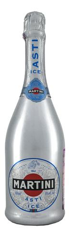 Вино игристое Мартини Асти Айс сладкое белое 0,75л