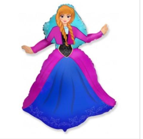 Фольгированный шар «Принцесса» #148867