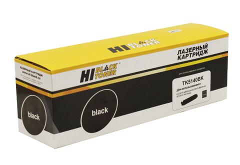 Картридж (Hi-Black) TK-5140, BK