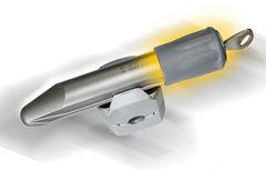 Блокиратор рулевого вала Гарант Блок SE 18.B/k для LADA 4x4 14-19