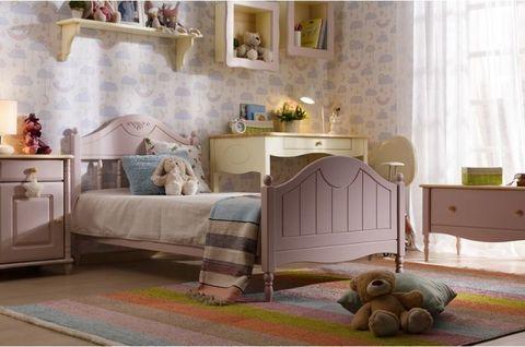 Мебель в детскую из массива Айно