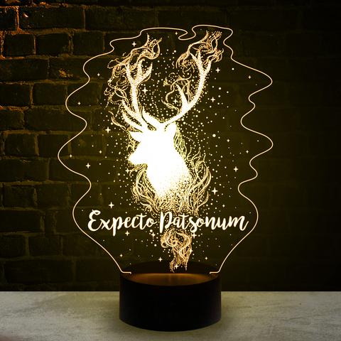Заклинание Экспекто патронум (Гарри Поттер)