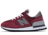 Кроссовки Женские New Balance 990 Cherry Grey