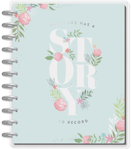 Ежедневник DELUXE Happy Memory Keeping™ Planners - BIG - My Story-  23х28.5см