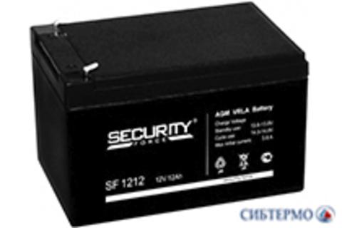 Аккумуляторная батарея Security Force 12Ач
