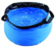 Нейлоновый складной таз объемом 10л AceCamp Nylon Basin 10l