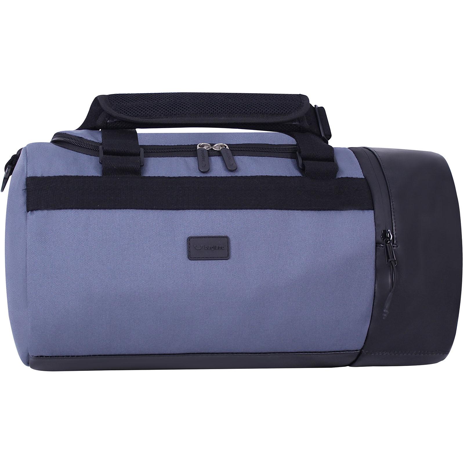 Спортивные сумки Сумка Bagland Klerk 22 л. Серый (0032766) IMG_5931.JPG