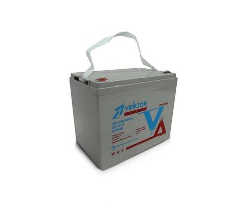 Аккумулятор VEKTOR ENERGY GP 12-75