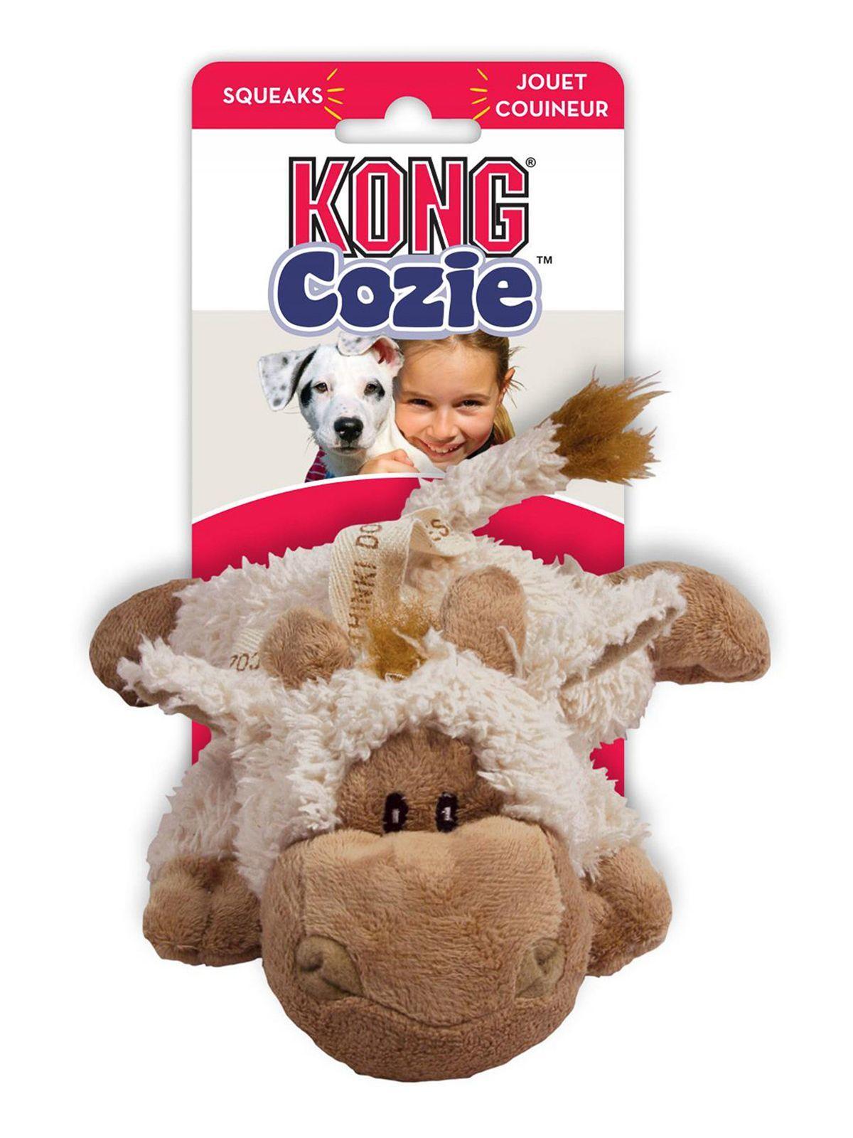 Игрушки Игрушка для собак KONG Cozie плюш, маленькие 13 см ZYN3E_1.jpeg