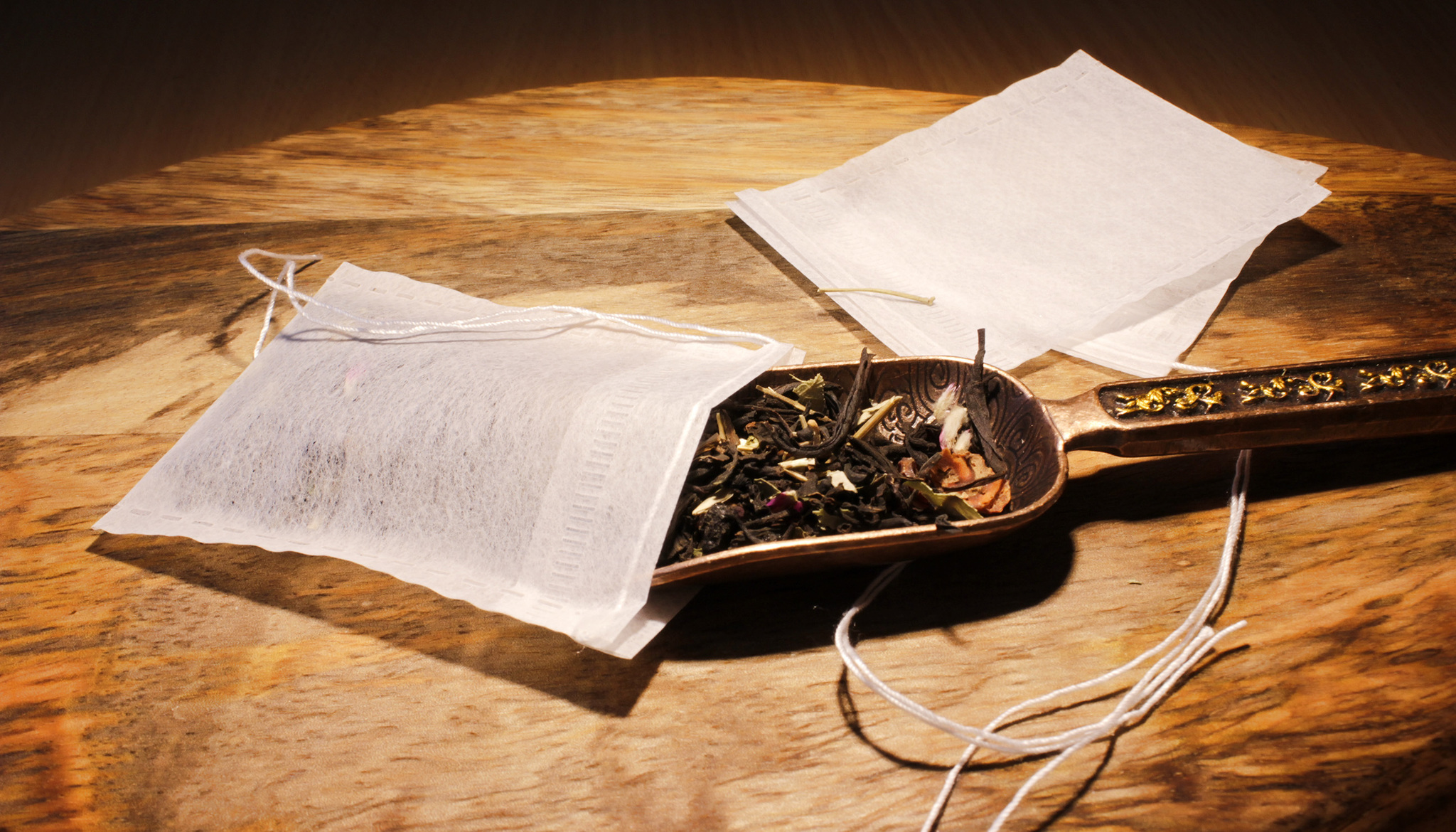 Пакетик для чая