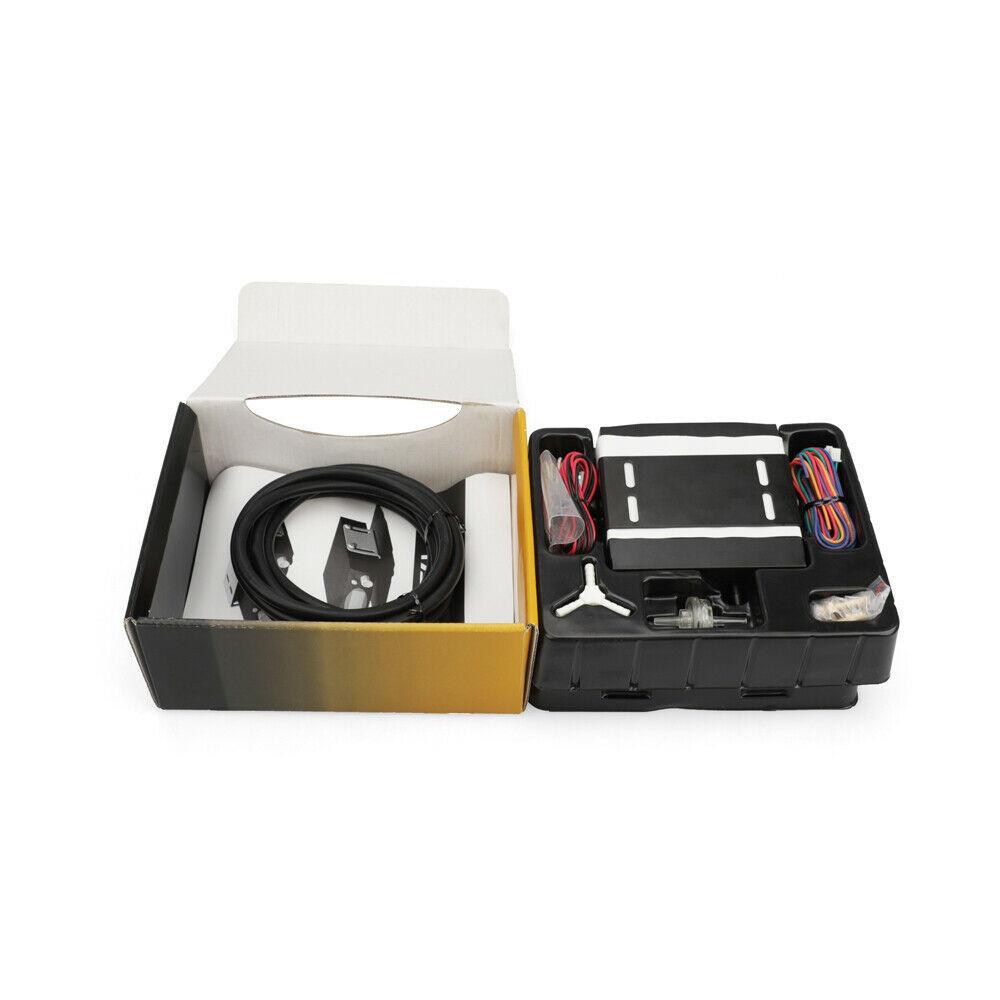 Коробка с электронным буст контроллером